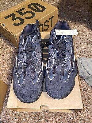 Adidas Yeezy 500 Utility Black US Size