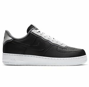 Details about Nike Air Force 1 '07 LV8 1 Mens AO2439 002 Black Platinum Grey Shoes Size 13