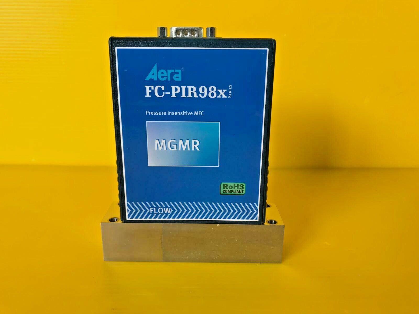 Aera FCPIR98X1CBAX9THA 10000 SCCM Mass Flow Controller 77-160431-012