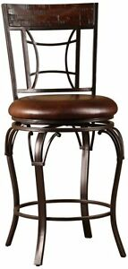 Hillsdale 4702 826 Granada Swivel Counter Stool New Ebay