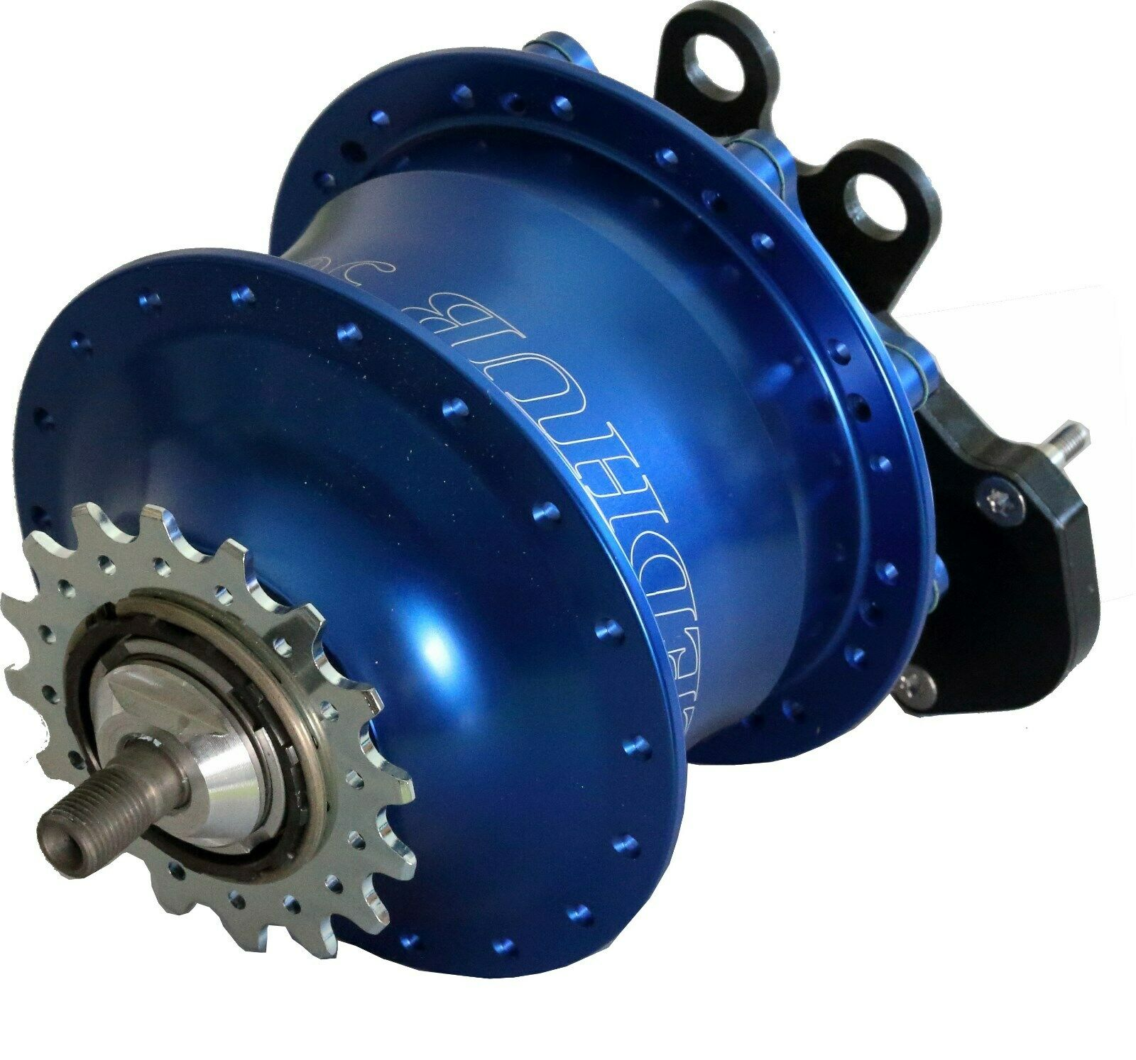 Rohloff Speedhub 500 14 bluee for V-Brake, Screw Axis 36-hole   up to 42% off