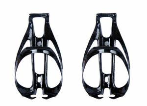 3k Matte gloss Carbon fiber Bike MTB//Road Bicycle Holder Water Bottle Cage