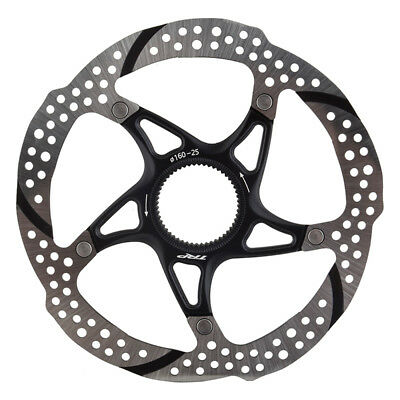 TRP Centerlock-25 160mm Disc Rotor 2-Piece Stainless Steel w// Alloy Carrier