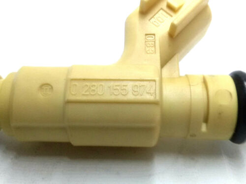 OEM BOSCH FUEL INJECTOR 0280155974 FOR  2000 FORD FOCUS LE 2.0L L4  SET OF 4