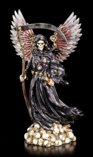 Veronese Gothic Statue Fantasy Steampunk Grim Reaper Figur Wings of Death