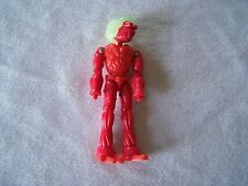 MEMBROS vintage 1979 MICRONAUTS figure good body with Brain no arm cuffs, no acc