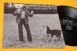 JOHNNY-HALLYDAY-LP-SOLITUDES-A-DEUX-1-STAMPA-ORIGINALE-FRANCE-1978-ATEFOLD-COVER