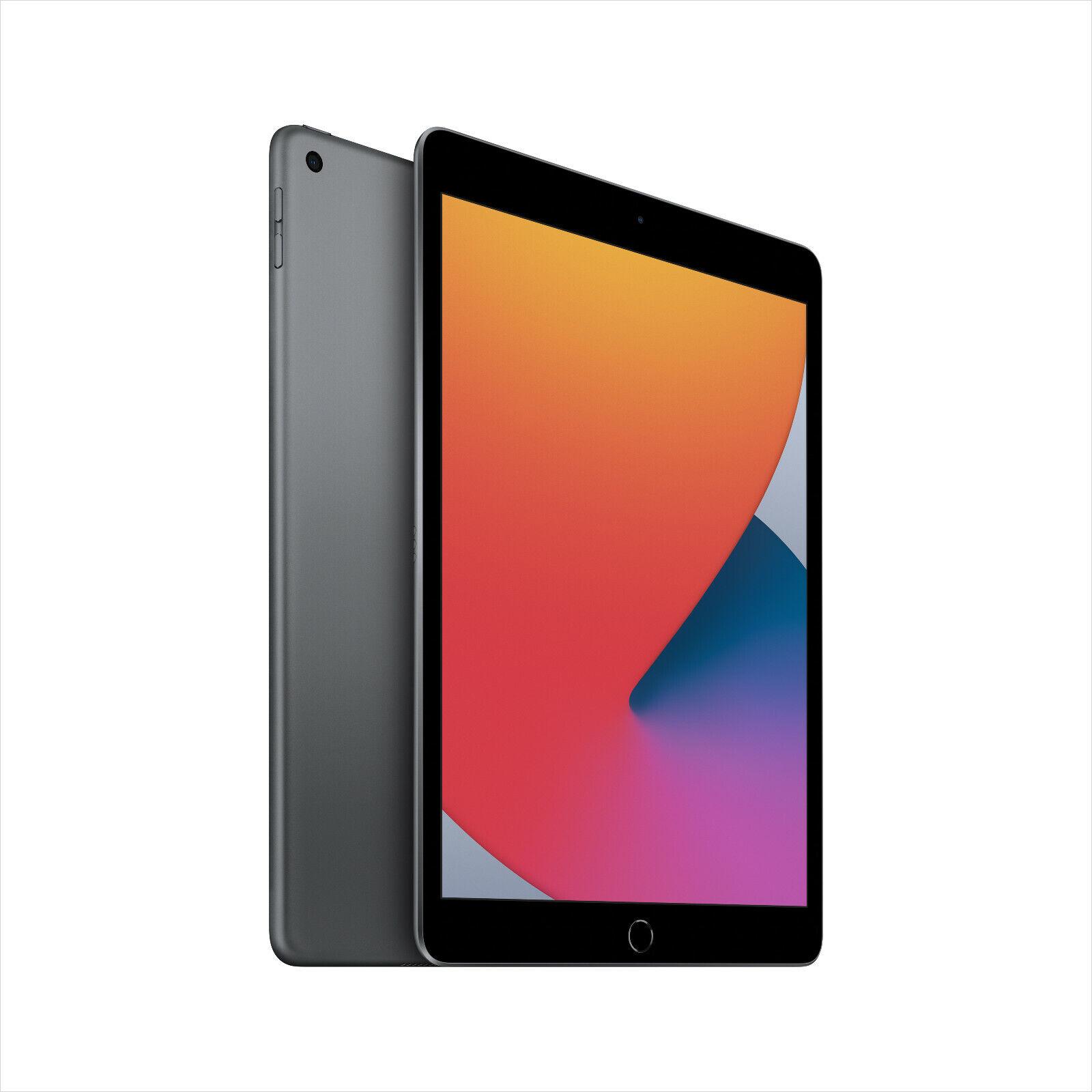 NEW Apple iPad 8th Latest Gen 10.2