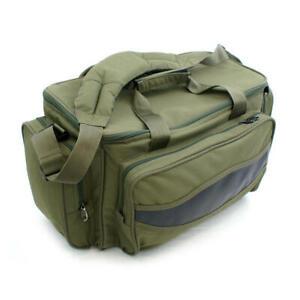 Dimora-Verde-Isolato-Borsa-da-pesca-per-pesca-carpa-campeggio-Tackle-Bag-063