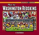 Meet the Washington Redskins by Zack Burgess (Hardback, 2016)