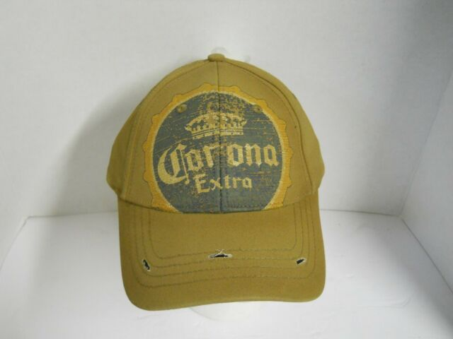 984dd57de47 Frequently bought together. Corona Extra Beer Baseball Hat Cap Tan  Distressed Adjustable