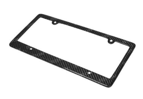 *CFLPF4 Anderson Composites Carbon Fiber License Plate Frame 4 Holes