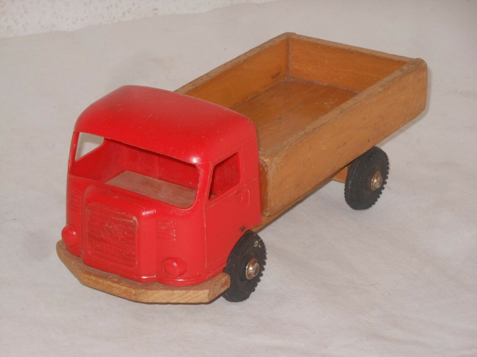 VINTAGE GIOCATTOLO - KRUPP CAMION - WEST GERMANY - 26 cm - 14