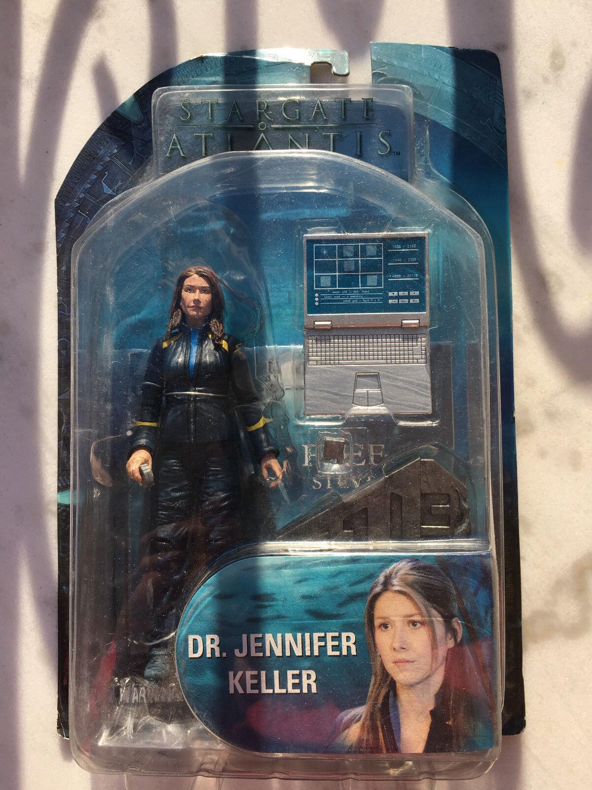 Stargate atlantis series 3 dr. jennifer keller