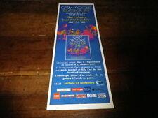 GARY MOORE - Petite publicité de magazine / Advert !!! BLUES FOR JIMI HENDRIX !!