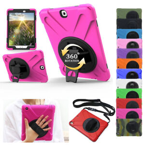 rugged hybrid stand case shockproof hard cover for samsung galaxy rh ebay com
