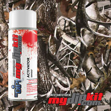 Hydrographic Activator Amp Hydro Dipping Water Transfer Film Combo True Rutt Hc602