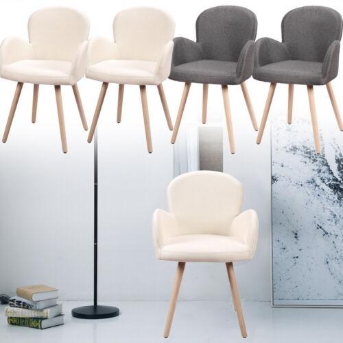2/4/6/8x Esszimmerstühle Küchenstuhl Bürostuhl Essgruppe Retro Konferenzstuhl