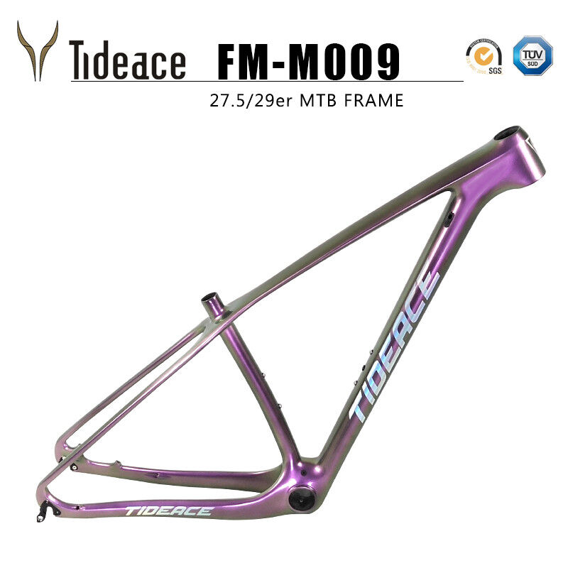 Tideace Chameleon in Fibra di Carbonio Mountain Bicicletta Cornici Cornici 29er27.5er PF30