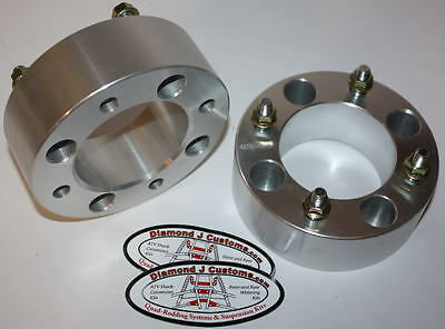 "4//115mm Yamaha Rear Wheel Spacers 3/"" Thick 700R 660R YFZ450 Warrior 4//115"