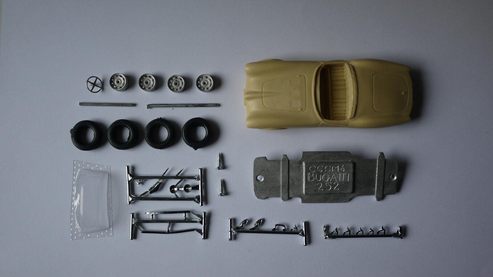 Kit pour pour pour miniature auto CCC : Bugatti 252 1956 référence 102   Sale Online  5b8846