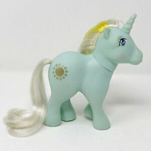Vintage My Little Pony G1 Sunbeam 1983 Unicorn Hasbro MLP