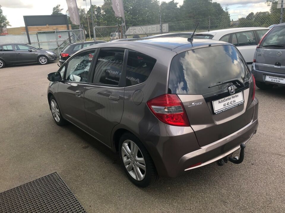 Honda Jazz 1,4 Elegance Benzin modelår 2013 km 79000