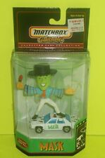 MATCHBOX COLLECTIBLES THE MASK CHARACTER CAR COLLECTION MOVIE SERIES. NEW!