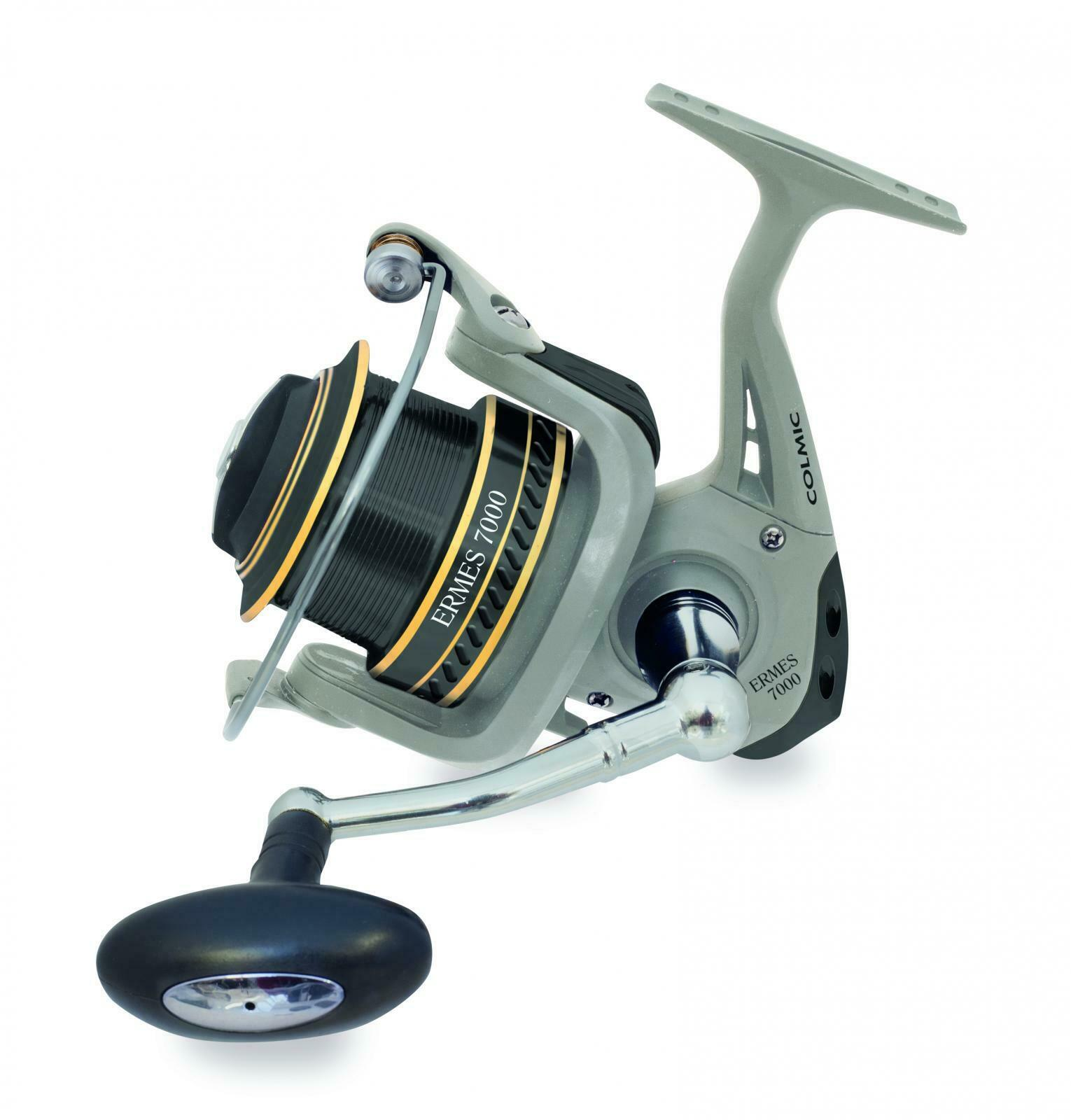 MULERM70 Colmic mulinello Hermes 7000 pesca greenical bolentino surf 9bb     RNG