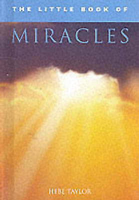 (Very Good)-LITTLE BOOK OF MIRACLES (Little Books) (Hardcover)--1843330725