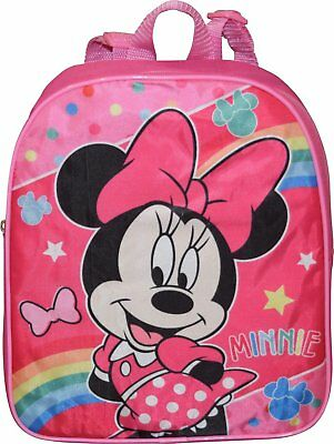 "Clothing, Shoes & Accessories Kids' Clothing, Shoes & Accs Modest Disney Minnie Maus 12 "" Rucksack Skillful Manufacture"