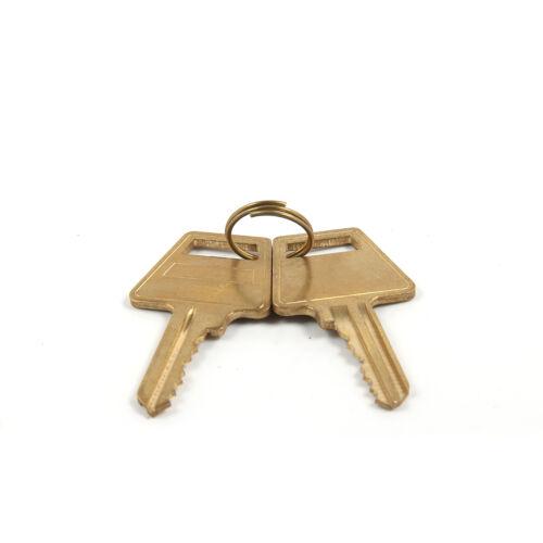 1//2PCS VAN LOCK GARDEN SHED PADLOCK 73MM SECURITY PADLOCK HASP SET CHROME PLATED