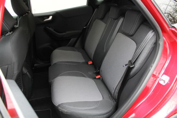 Ford Puma 1,0 EcoBoost mHEV Titanium X - billede 5