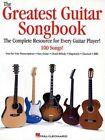 Greatest Guitar Songbook Complete Resource Gtr Tab Bk by Hal Leonard Corporation (Paperback, 2014)