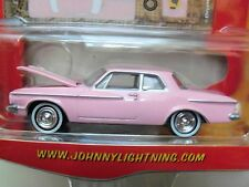 JOHNNY LIGHTNING - MUSCLE CARS - (1962) '62 PLYMOUTH SPORT FURY - DIECAST