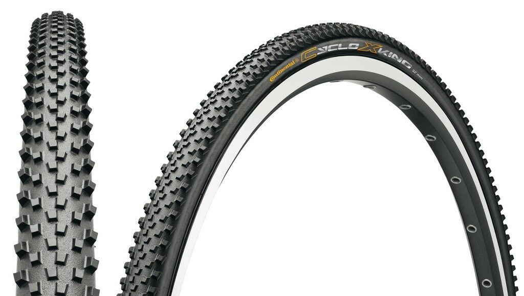 Continental Bike Tyre Cyclocross King Racesp all Sizes