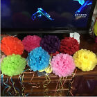 1pc Paper Tissue Pom Poms Flower Balls for Wedding Baby Shower Party Decor
