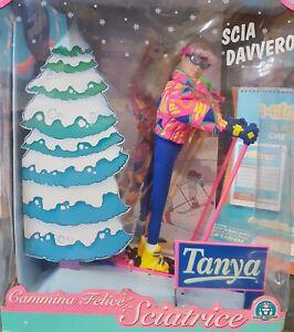 Bambola Tanya Sciatrice - Italia - Bambola Tanya Sciatrice - Italia