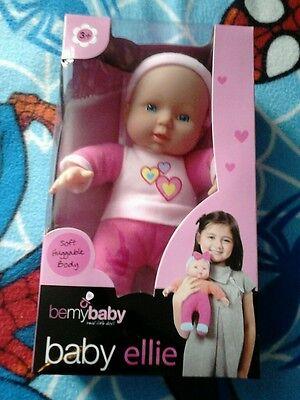 Appena Be My Baby Baby Bambola Ellie-mostra Il Titolo Originale Meno Caro