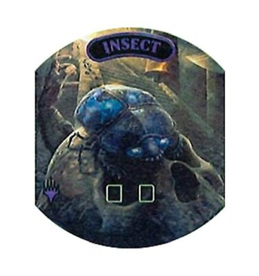 INSECT Ultra Pro Relic Token Eternal life counter MTG Magic the Gathering