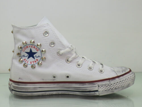 Chaussures Converse Gris All Hi Studs Star Craft And Skulls Homme YcP4wYrq