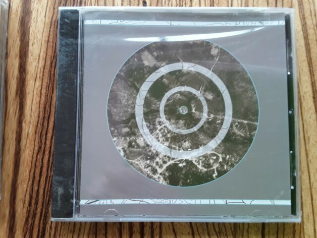 Mouthus ‎– Saw A Halo - US 2007 Load Recs Brooklyn Exp noise duo CD NEW