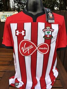 Southampton FC Home Football Shirt Size XL Under Armour Saints Rare Brand New