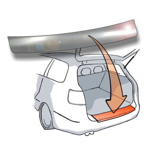 Paint Protection Foil Bumper Foil 5trg, Type GB Suitable for Hyundai I20 II