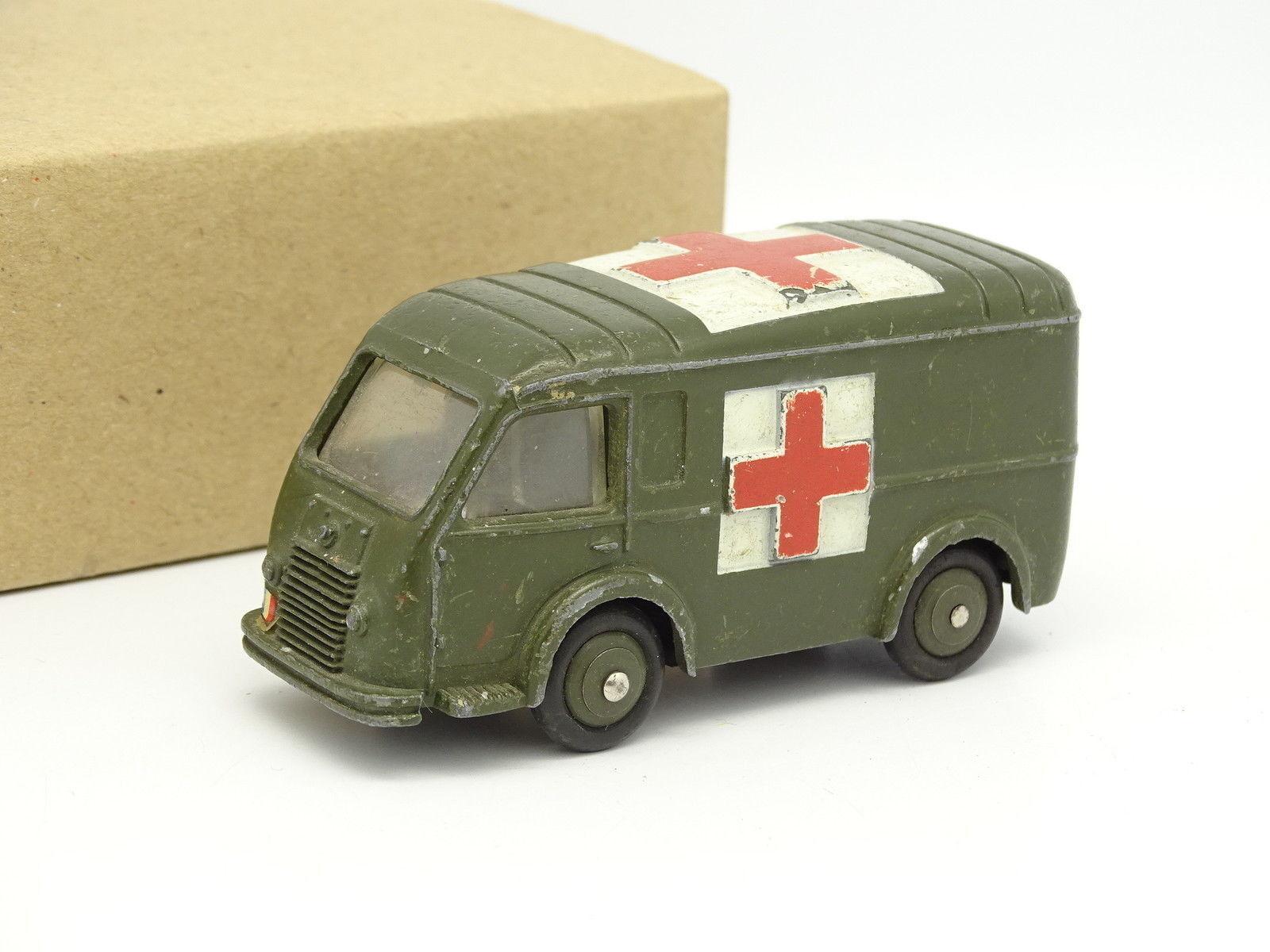 Dinky Toys France 1 43 - Renault 1000KG Ambulance Military 80F