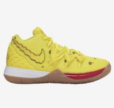 Nike Kyrie Irving V 5 Spongebob