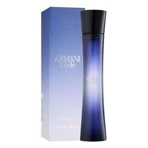 Armani Code Pour Femme by Giorgio Armani 50ml EDP Spray Women Ladies ... 8a73697fec25