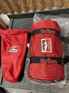 Marlboro Unlimited Sleeping Bag Fleece Lined New With Tags