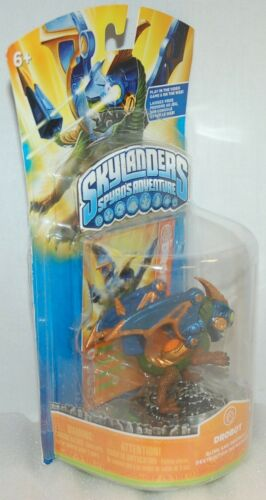 Skylanders Spyro/'s Adventure DROBOT Video Game Action Figure Slink /& Destroy