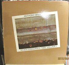 "Anthony Braxton w/ Hank Jones ""Seven Standards 1985"" Vol. 1 - Magenta Lp"